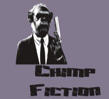 Chimp Fiction by Tim Topping