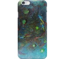 Ping Went the Pond iPhone Case/Skin
