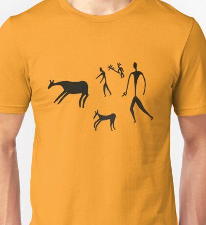 The dawn of man - Black Logo Unisex T-Shirt