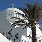 Church of Ypapantis by Tom Gomez
