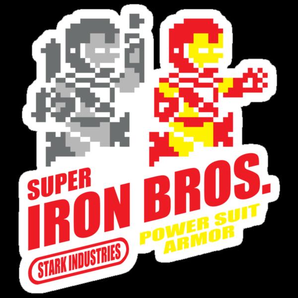 Super Iron Bros. by Baznet