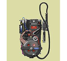 Proton Pack Photographic Print