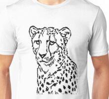 Cheetah's Stare Unisex T-Shirt