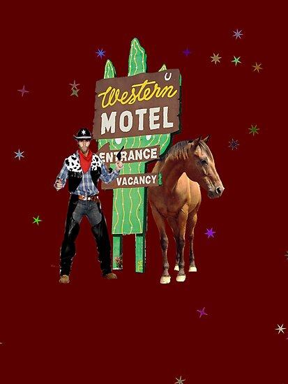 western motel by Tia Knight