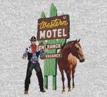 western motel One Piece - Long Sleeve