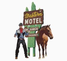 western motel Kids Clothes