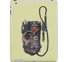 Proton Pack iPad Case/Skin