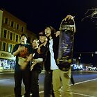 Skateboarders - Lorain, Ohio by Fojo