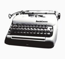 Smith-Corona Typewriter Kids Clothes