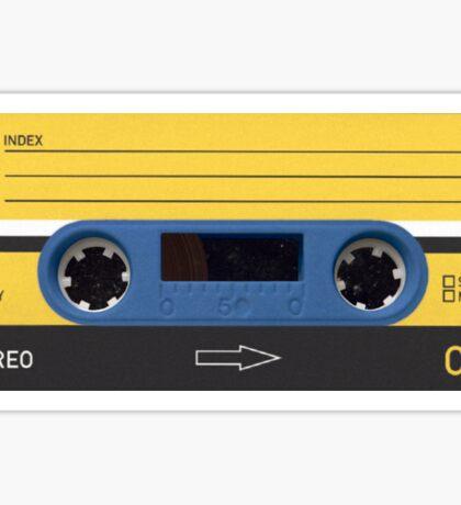 Bluu Cassette Sticker