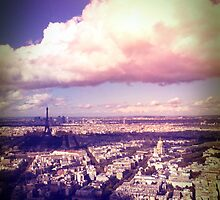 The Top of Paris by jevep