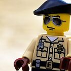 Lego Cop by Natasha Davies-Walke