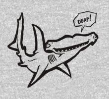 Funny hammerhead One Piece - Long Sleeve