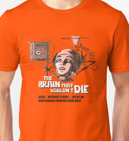 The Brain that wouldn't Die T-Shirt