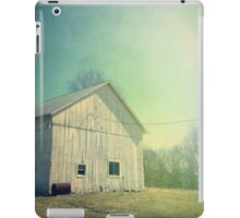 Early Morning in the Country iPad Case/Skin