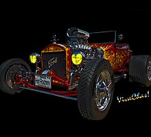 23 Model-T Ford Hot Rod by ChasSinklier