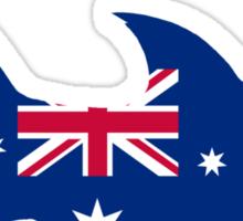 Tile Me Australia Sharkie Sticker