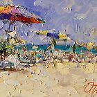 Sandy Beach by Oleg Trofimoff