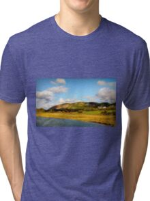Finlay Point, Canada Tri-blend T-Shirt