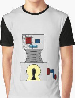KeyRobot Graphic T-Shirt