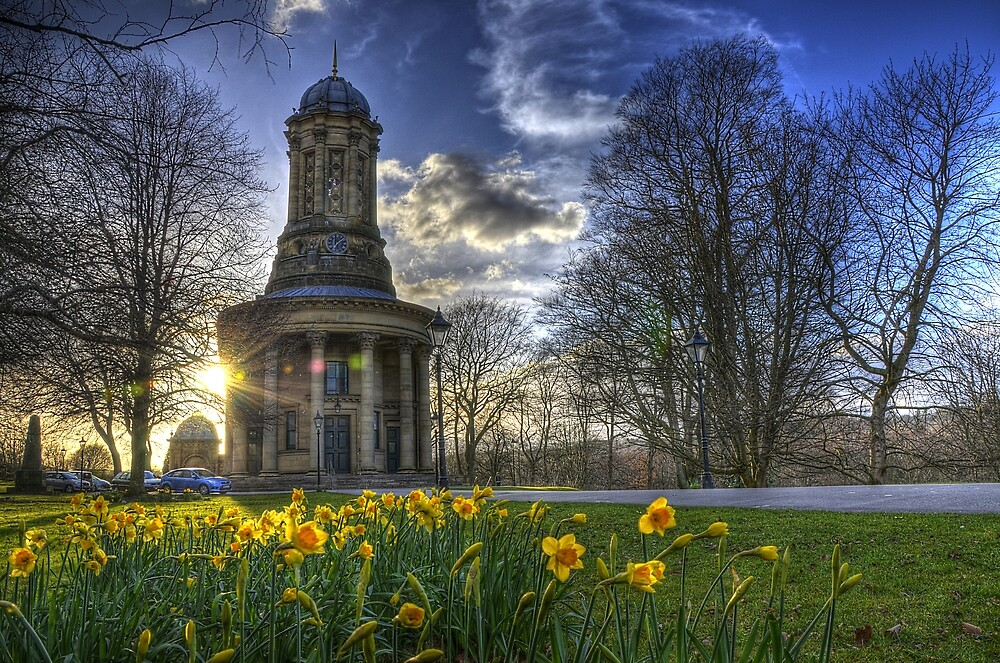 Saltaire United Reformed Church by andyj81
