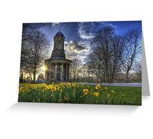 Saltaire United Reformed Church Greeting Card