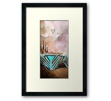 The Arks Framed Print