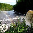 Tahquamenon Falls by pratt1ak