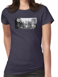 Amsterdam Womens Fitted T-Shirt