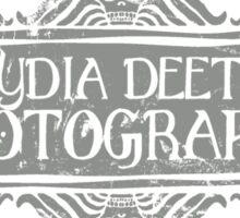 Lydia Deetz Photography Sticker