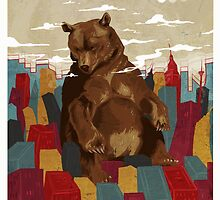 Bear City by Jennalee Auclair
