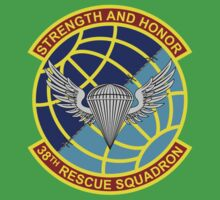38th Rescue Squadron Baby Tee