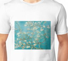 Vincent Van Gogh Almond Blossoms at St. Remy Unisex T-Shirt