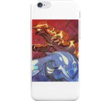 Pokemon the legends of Hoenn iPhone Case/Skin
