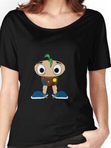 Mushroom Kid Women's Relaxed Fit T-Shirt