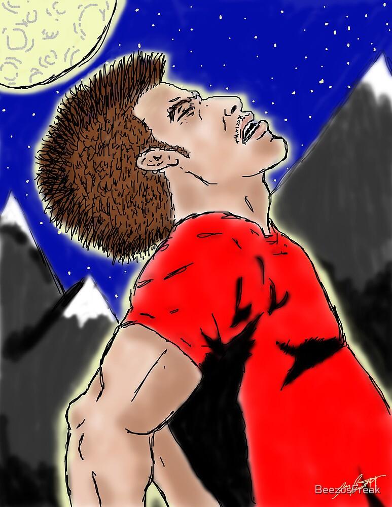 Werewolf by BeezusFreak
