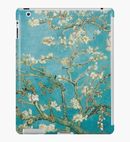 Vincent Van Gogh Almond Blossoms at St. Remy iPad Case/Skin