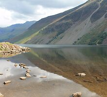 Reflection- Wast Water by TWhittaker