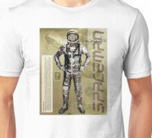 George Washington Space man Unisex T-Shirt