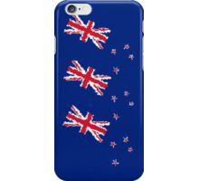 Smartphone Case - Flag of New Zealand - Triple Painted iPhone Case/Skin