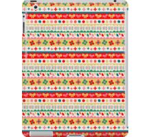 Folk Stripes iPad Case/Skin