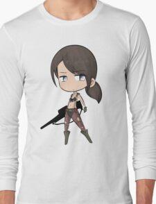 Chibi Quiet Long Sleeve T-Shirt