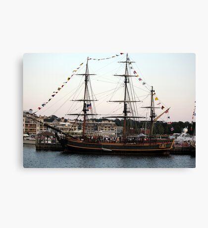 Tall Ship 1 Canvas Print