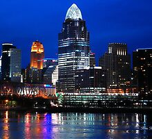 Cincinnati by Kimk0406