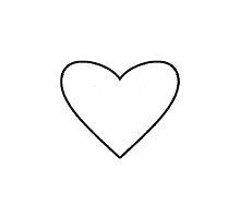White Heart by Mary Nesrala