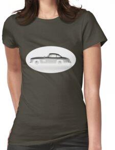 MERCEDES BENZ 300sl GULLWING Womens Fitted T-Shirt