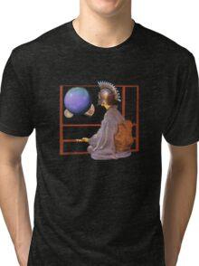 world watcher  Tri-blend T-Shirt