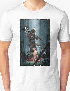 Samurai and Geisha T-Shirt