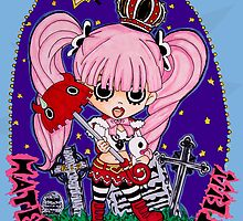 One Piece Perona Haters Gonna Hate by LilithScream