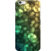 Faded Bokeh iPhone Case/Skin